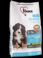 1st Choice Puppy Medium Large Breeds